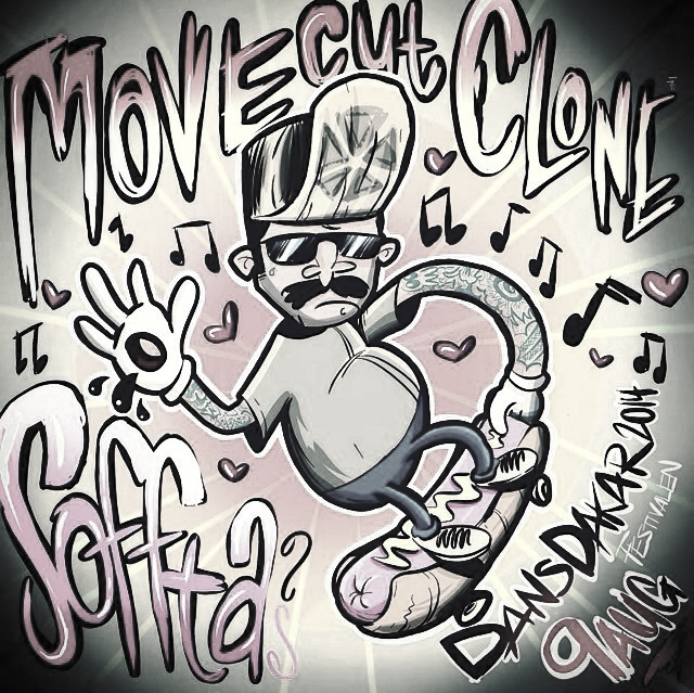 Soffta revolutionist, Move cut clone